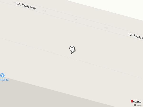 Фрэндс на карте Уфы