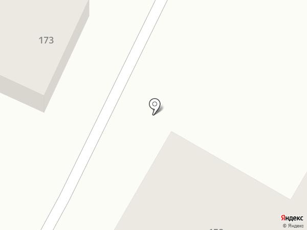 Асервис на карте Стерлитамака