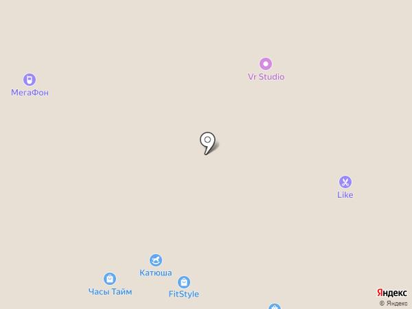 Roils club на карте Стерлитамака