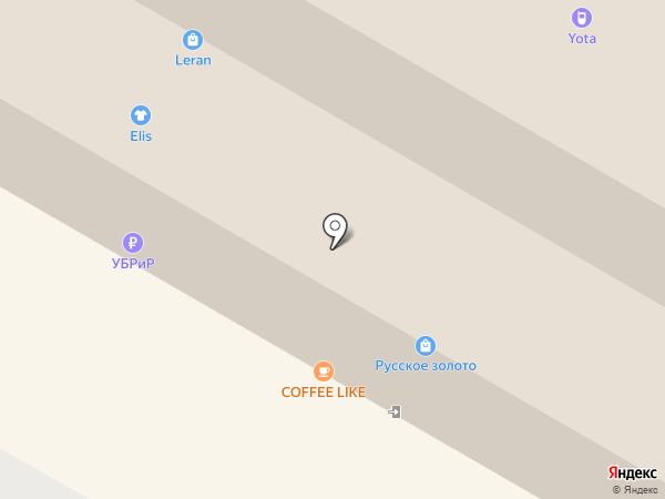 Счастливый взгляд на карте Стерлитамака