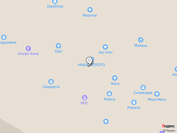 МТС на карте Стерлитамака