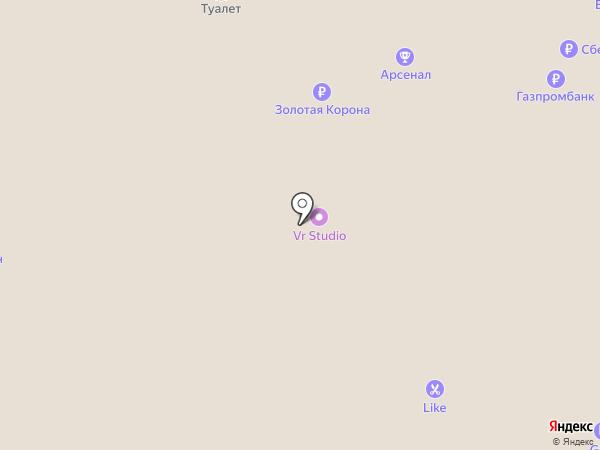 Магазин профессиональной косметики для волос на карте Стерлитамака