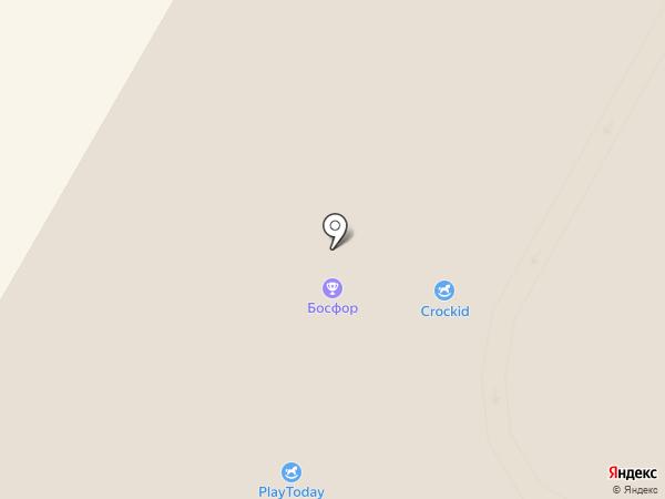 Босфор на карте Стерлитамака