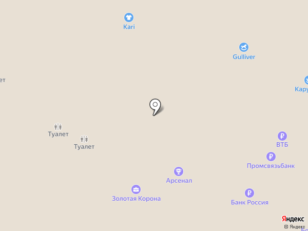 VR Studio на карте Стерлитамака