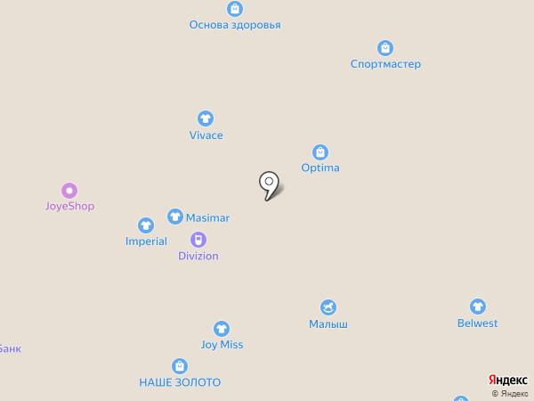 JOYMISS на карте Стерлитамака