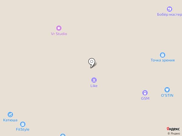Lady proff на карте Стерлитамака