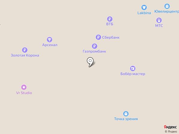 Василиса на карте Стерлитамака
