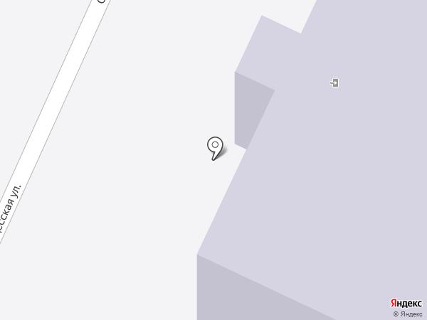 Башкирский государственный университет на карте Стерлитамака