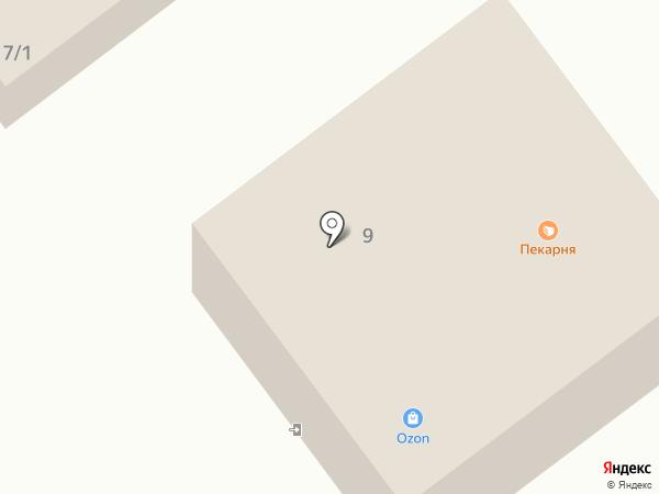 Живая вода на карте Култаево