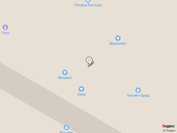 Zolla на карте Стерлитамака