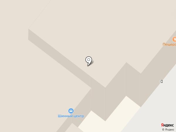 КИБУЦ на карте Перми