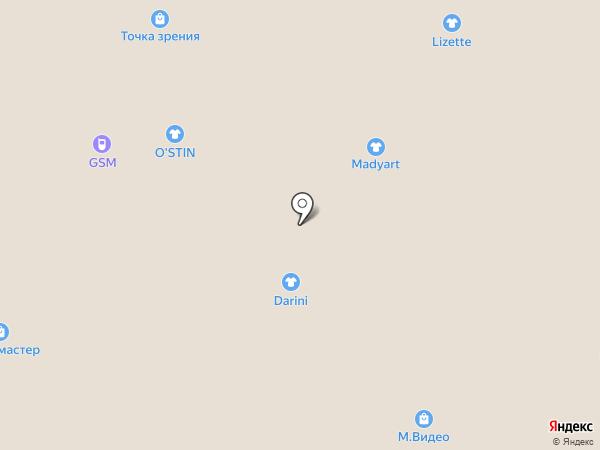 Darini на карте Стерлитамака