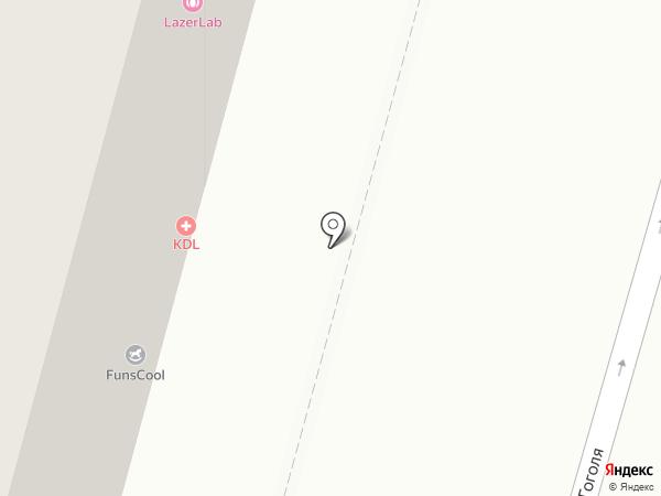 СуперМалыш на карте Уфы