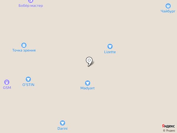 Lisette на карте Стерлитамака