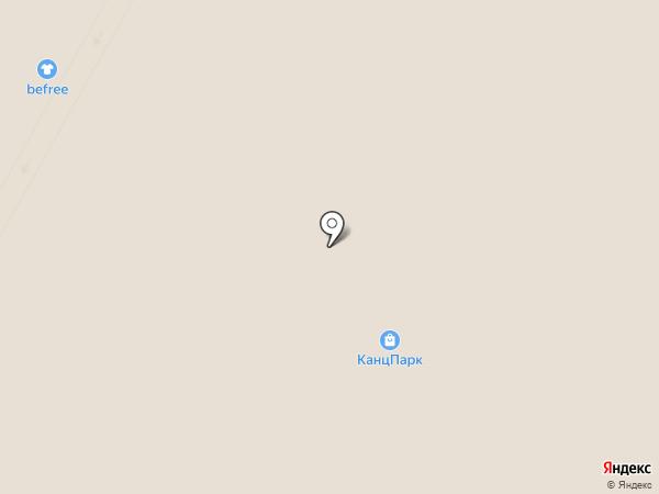 КанцПарк на карте Стерлитамака