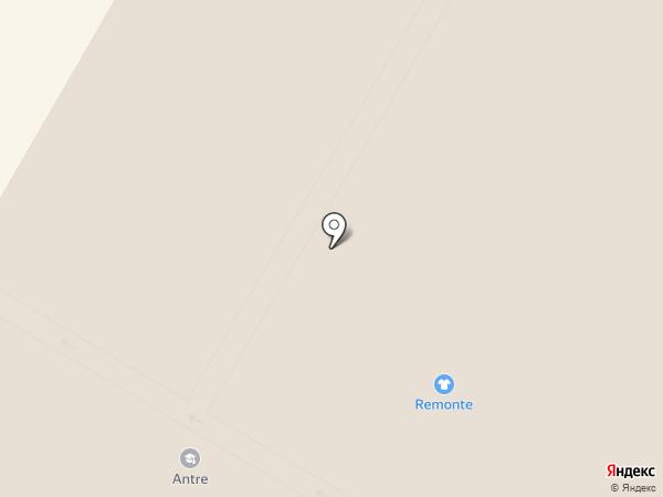 Remonte на карте Стерлитамака
