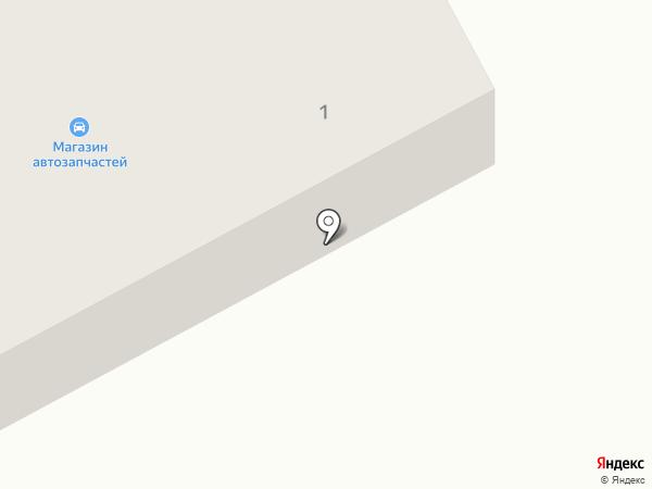 Магазин автозапчастей на карте Чесноковки