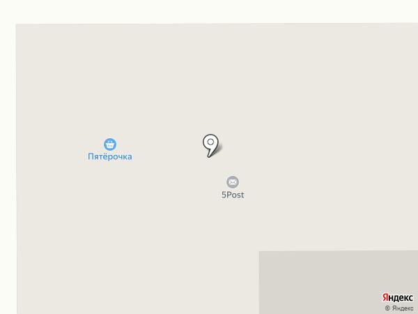 Пятёрочка на карте Салавата