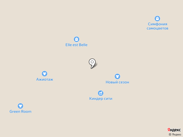 Forsa на карте Перми