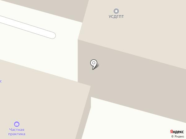 А-Глобус на карте Уфы