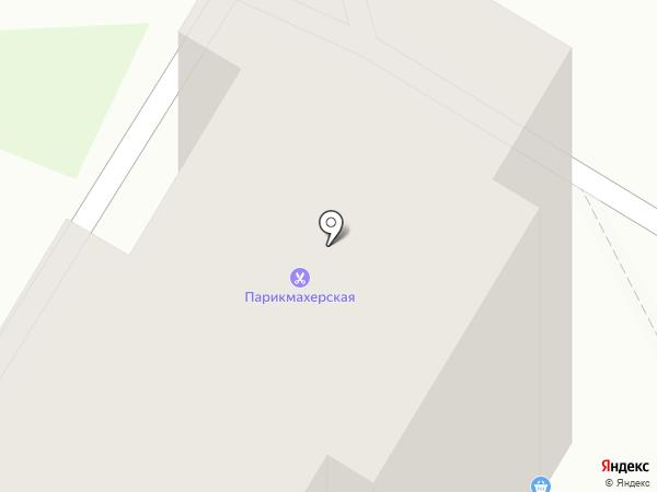 Фитнес-клуб на карте Стерлитамака