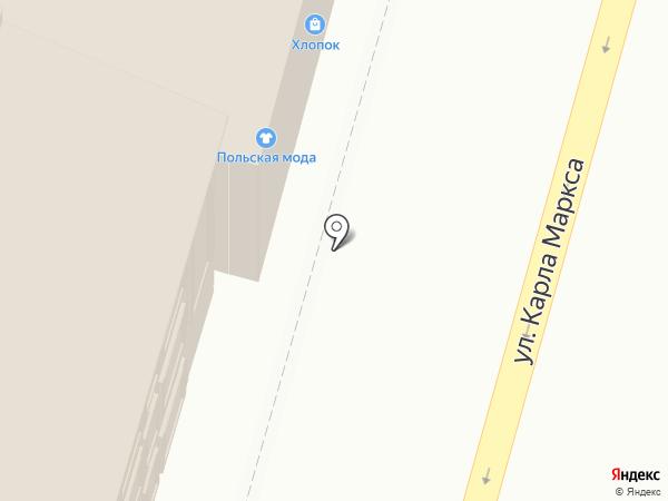 SUITS на карте Уфы