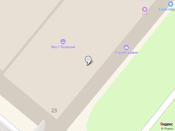 СтройСервис на карте Перми