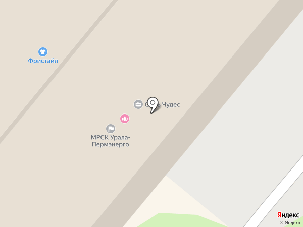 СпецТранс на карте Перми
