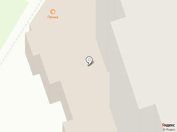 У дома на карте Стерлитамака