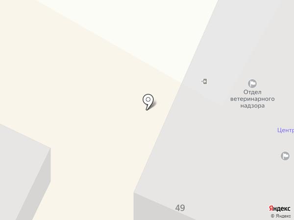 Лаборатория мониторинга загрязнения атмосферы г. Стерлитамака на карте Стерлитамака