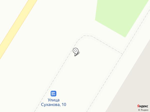 Центрофинанс Групп на карте Стерлитамака