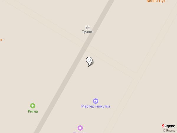 Сестрица на карте Стерлитамака