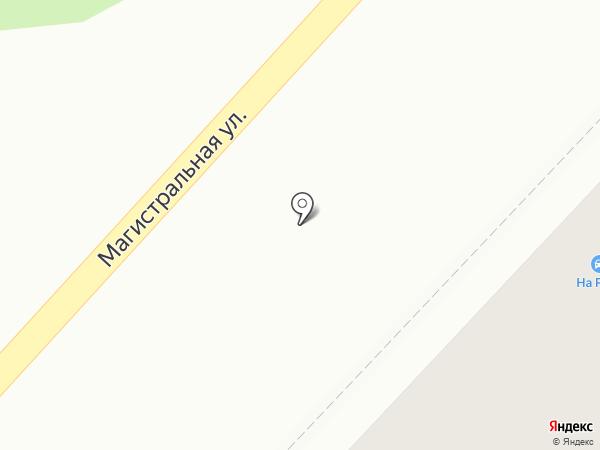 АВТО RENAULT на карте Перми