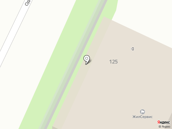 Расчетно-сервисный центр №4 на карте Стерлитамака