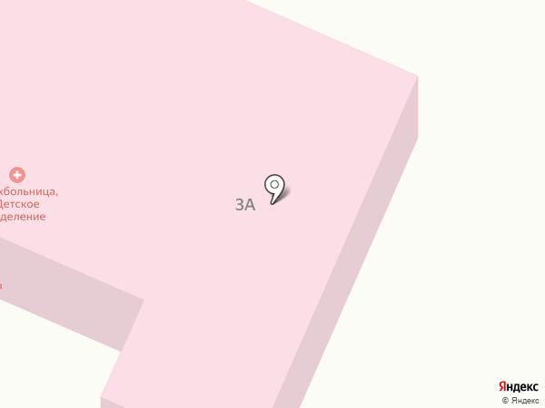Психоневрологический диспансер на карте Стерлитамака