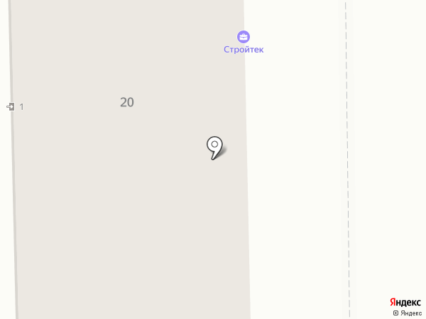 Стройтек на карте Салавата