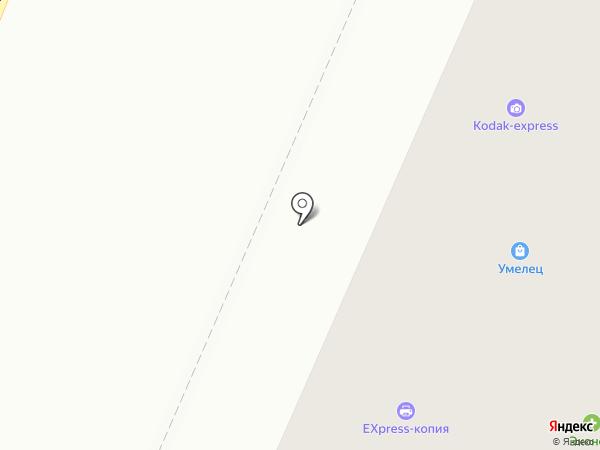 Гарант на карте Стерлитамака