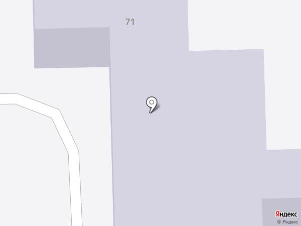 Детский сад №18 на карте Салавата