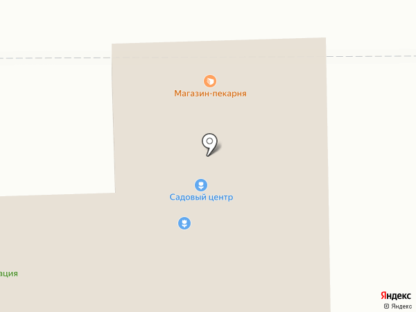 Рахат на карте Салавата