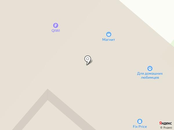 Modemoisele на карте Перми