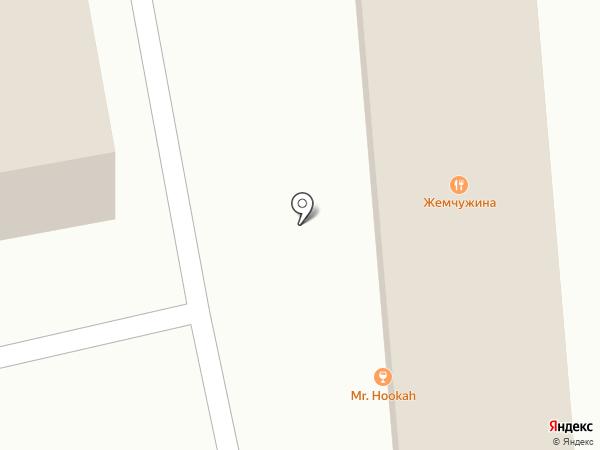 Станция технического обслуживания на карте Салавата