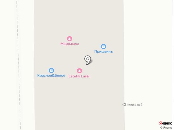 Астра на карте Салавата