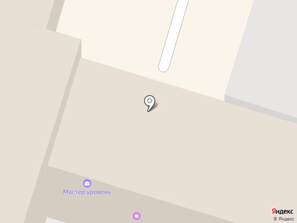 Профиль на карте Уфы