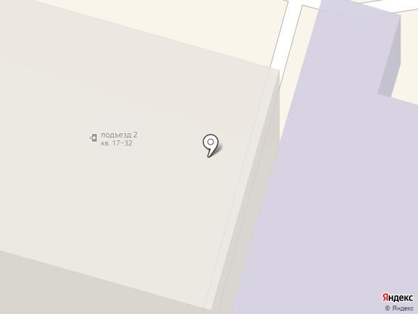 Сеть сервисных центров на карте Уфы