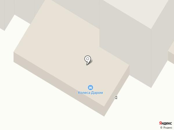 Таганка на карте Стерлитамака