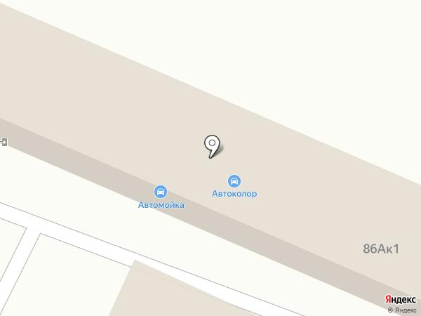 Автомойка на карте Стерлитамака