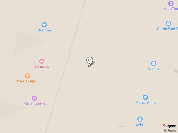 Электронные услуги на карте Уфы