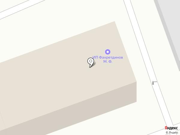 Спецэлектро на карте Стерлитамака