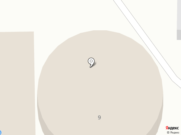Автомастерская на Круглой на карте Салавата