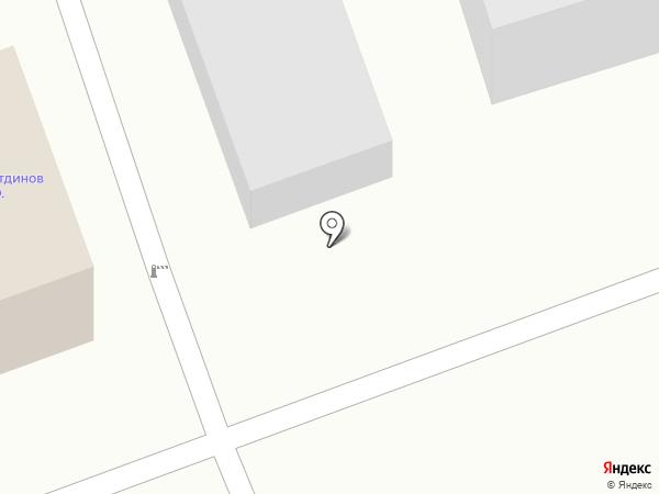 Теремок на карте Стерлитамака